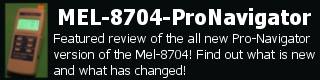 MEL-8704 ProNavigator Review